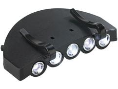 Clip Visière à LED