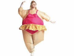 Costume gonflable ''Danseuse''
