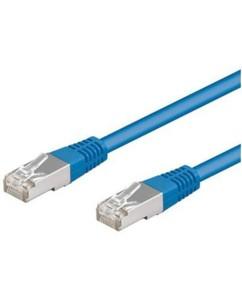 Câble RJ45 bleu cat5e F/UTP - 3m