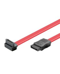 Câble S-ATA Coudé - 0,50m