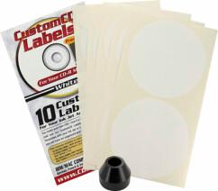 Kit d'étiquetage pour CD