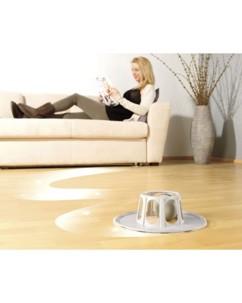 Robot nettoyeur de sols