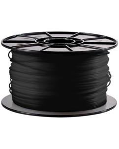 Bobine de fil plastique ABS - Noir