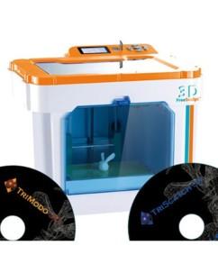 Imprimante 3D FreeSculpt + logiciel de capture 3D