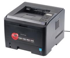 imprimante laser professionnelle economie d'energie Pantum p3500dw