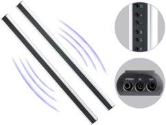 Barres haut-parleurs stéréo ''SSL-650.P''