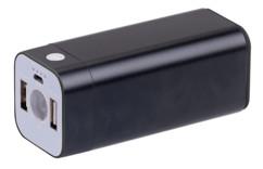 Batterie d'appoint USB 8000 mAh et lampe de poche à LED