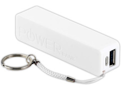 Batterie de poche 2200mAh - Blanc