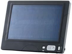 Batterie de secours solaire 20.000 mAh ''PB-2000.s''