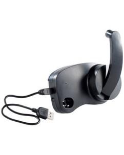 Chargeur dynamo avec lampe de poche et batterie de secours