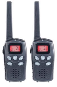 """Kit de Talkies-walkies professionnels avec portée jusqu'à 10 km """"WT-710"""" (reco.)"""