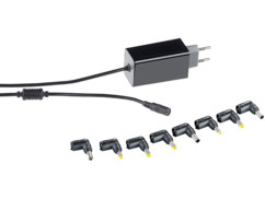 Mini adaptateur secteur universel 60 W reconditionné pour Notebook