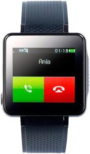 Montre téléphone portable multimédia ''PW-415.Steel''