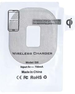 Patch compatible Qi pour Samsung Galaxy S3