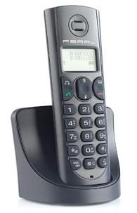 Téléphone sans fil ultra-léger ECO-DECT & GAP