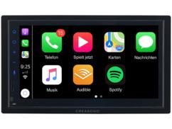 Autoradio 2DIN tactile avec fonction mains libres CAS-5025.acp
