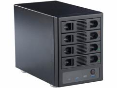 Boîtier USB 3.0 / ESATA pour 4 disques durs SATA