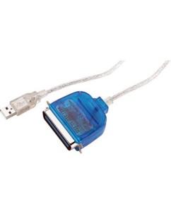 Câble d'imprimante parallèle / LPT vers USB - 1,80m
