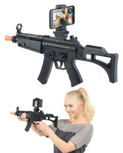 Fusil de réalité augmentée avec bluetooth pour smartphones Callstel