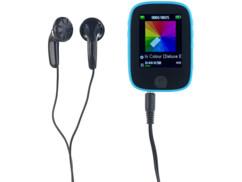 Mini lecteur multimédia nomade DMP-200.bt avec écran couleur - Avec bluetooth