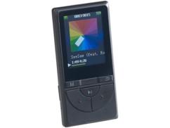 lecteur mp3 avec ecran couleur streaming bluetooth et podomètre dmp-300 auvisio