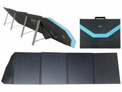 Panneau solaire mobile pliable 200W