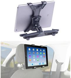 """Support d'appuie-tête auto pour tablette tactile 7"""" à 10"""""""