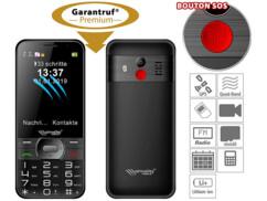 Téléphone mobile senior avec écran couleur XL-932.GPS