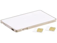 adaptateur double SIM bluetooth pour iphone ipad callstel