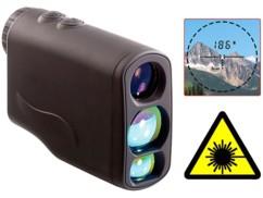 Appareil de mesure distance & vitesse par laser 6 x 21