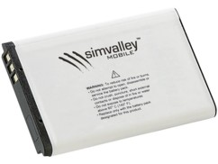 Batterie supplémentaire pour smartphone SPX-34