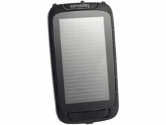 Cellulaire solaire pour Téléphone GPS Outdoor ''XT-930''