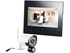 Moniteur 9'' de surveillance IP ''DSC-720.mc'' avec 1 caméra