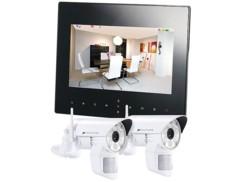 Système de surveillance numérique Visortech DSC-720 - 2 caméras