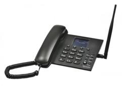 Téléphone de bureau GSM ''TTF-402.hs'' avec fonction Hotspot 3G