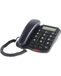 Téléphone fixe à grosses touches avec écran LCD ''XLF-40'' (reconditionné)