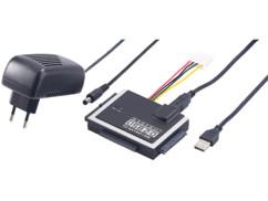 Adaptateur universel SATA 1 et 2 / IDE vers USB 3.0