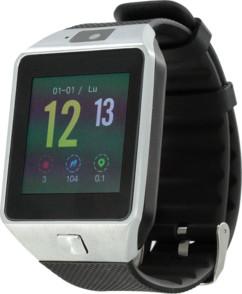 montre connectée avec mode appels gsm et applications sport sms notifications calculatrice timer dictaphone tracker sommeil