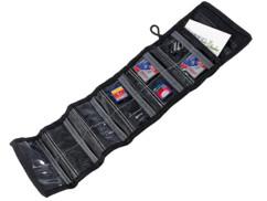 Pochette de rangement pour 12 cartes mémoire