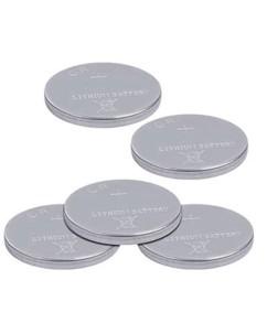 Piles bouton CR2032 - Lot de 5