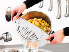 Égouttoir pour casserole