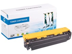 Toner compatible HP CB540 - noir