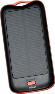 Batterie de secours solaire 5.000 mAh avec 1 ports USB