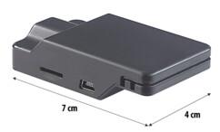 Caméra de surveillance intelligente ''DSC-32.Mini''
