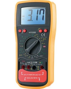 Multimètre 'VA252' USB / RJ45 / RJ11