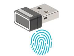 Mini scanner d'empreintes digitales USB pour Windows Hello
