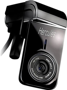 Webcam HD Dualpix 5 MP Hercules (recond.)