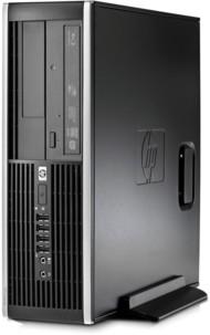 tour pc reconditionnée hp 6005 pro avec processeur amd X2 B6 RAM 4go disque dur 500 go windows 10 préinstallé