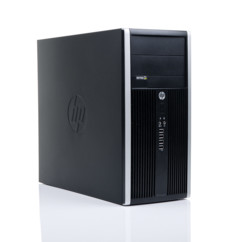 pc tour reconditionné hp 6300 pro intel i5 ram 8go ssd 256go windows 10 pro