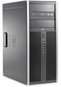 pc reconditionné hp compaq i5 3570 3,8ghz ram ddr3 16go ssd 256go windows 10 pro